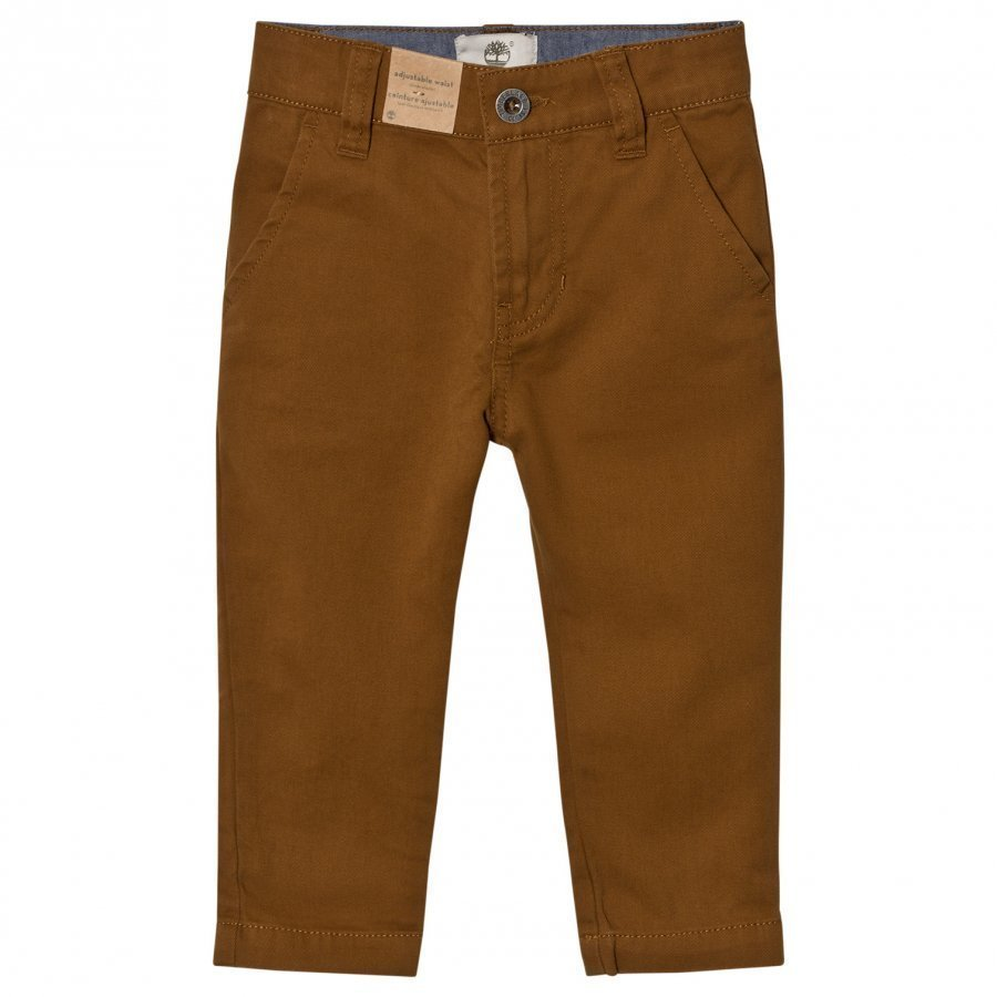 Timberland Tan Slim Fit Jeans Farkut
