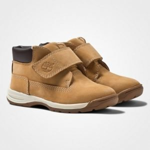 Timberland Timber Tykes Hook & Loop Boot Wheat Nilkkurit