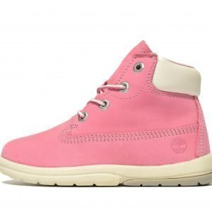 Timberland Toddle Tracks Boots Infant Vaaleanpunainen