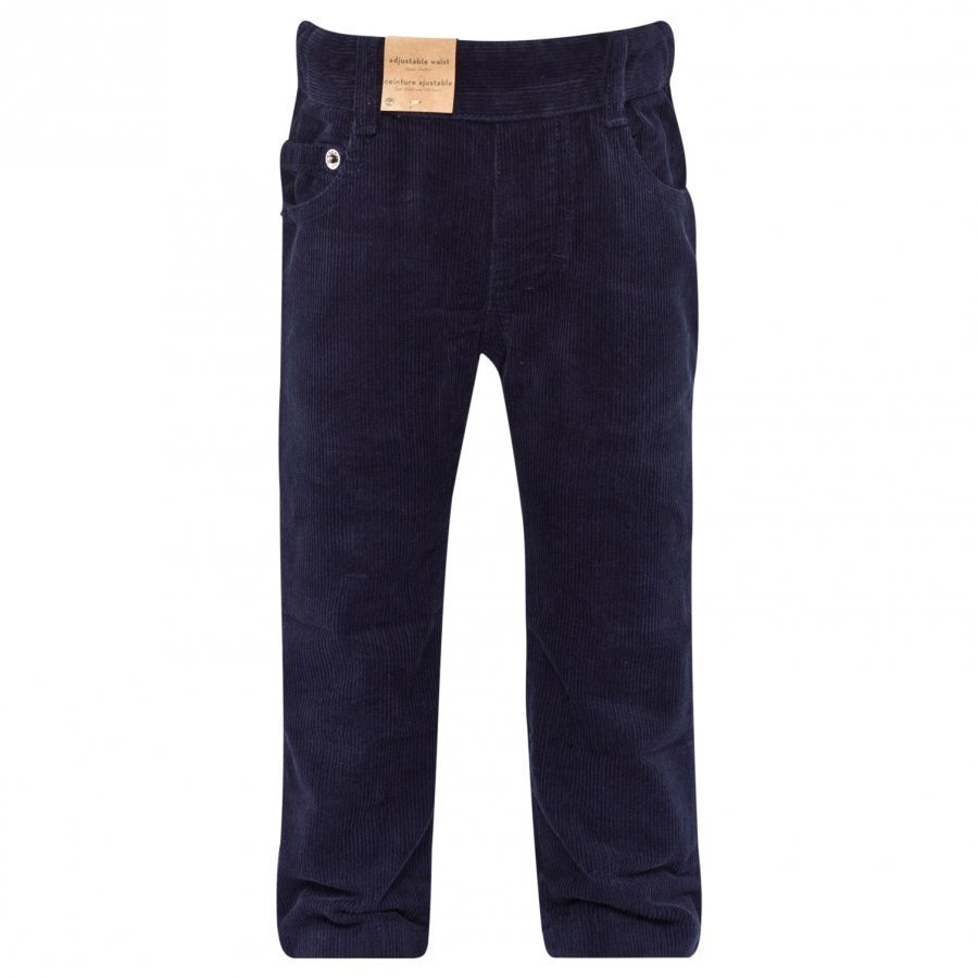 Timberland Velvet Trousers Navy Housut