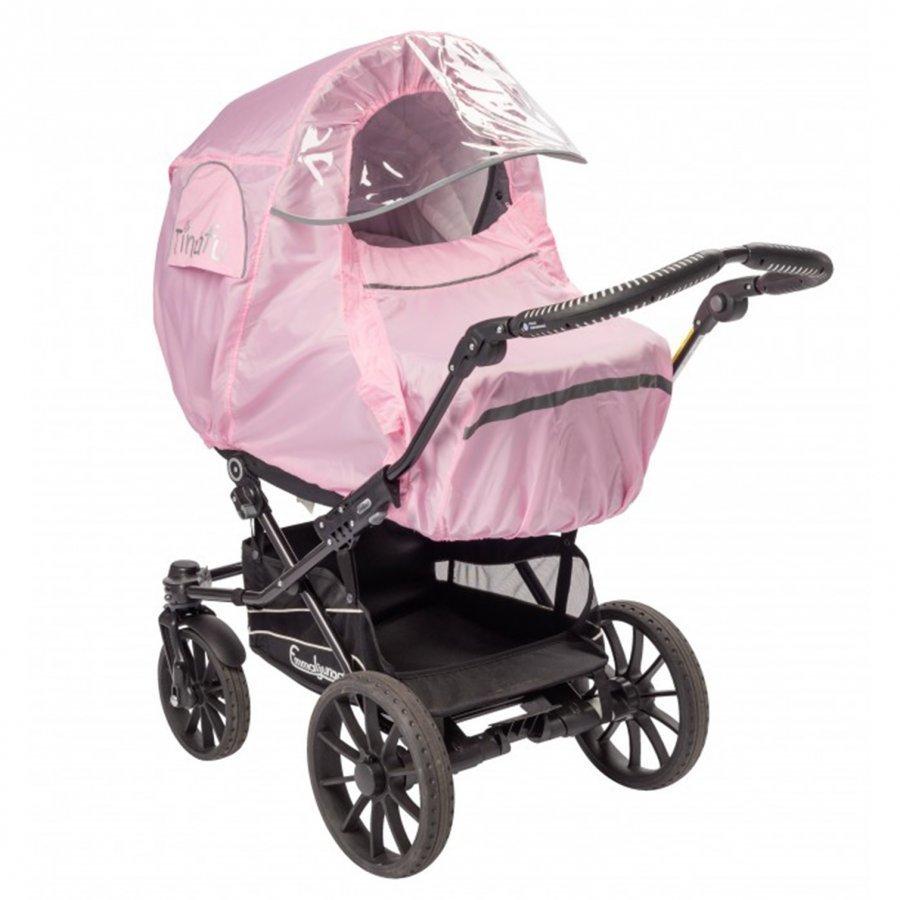 Tinkafu Rain Cover Pink Sadesuoja