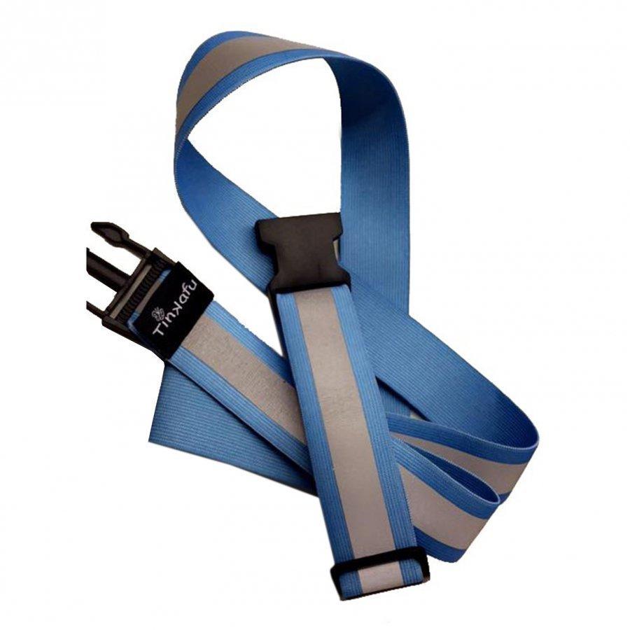 Tinkafu Reflective Band Stroller Blue Heijastin