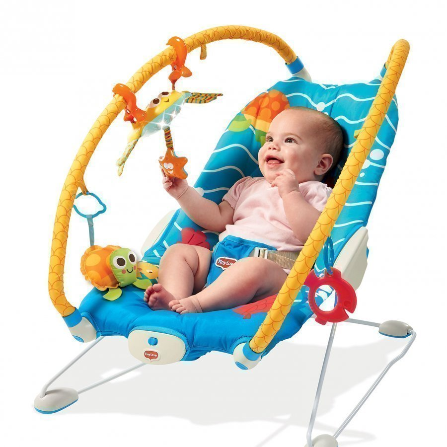 Tiny Love Gymini Bouncer Under The Sea Babysitteri
