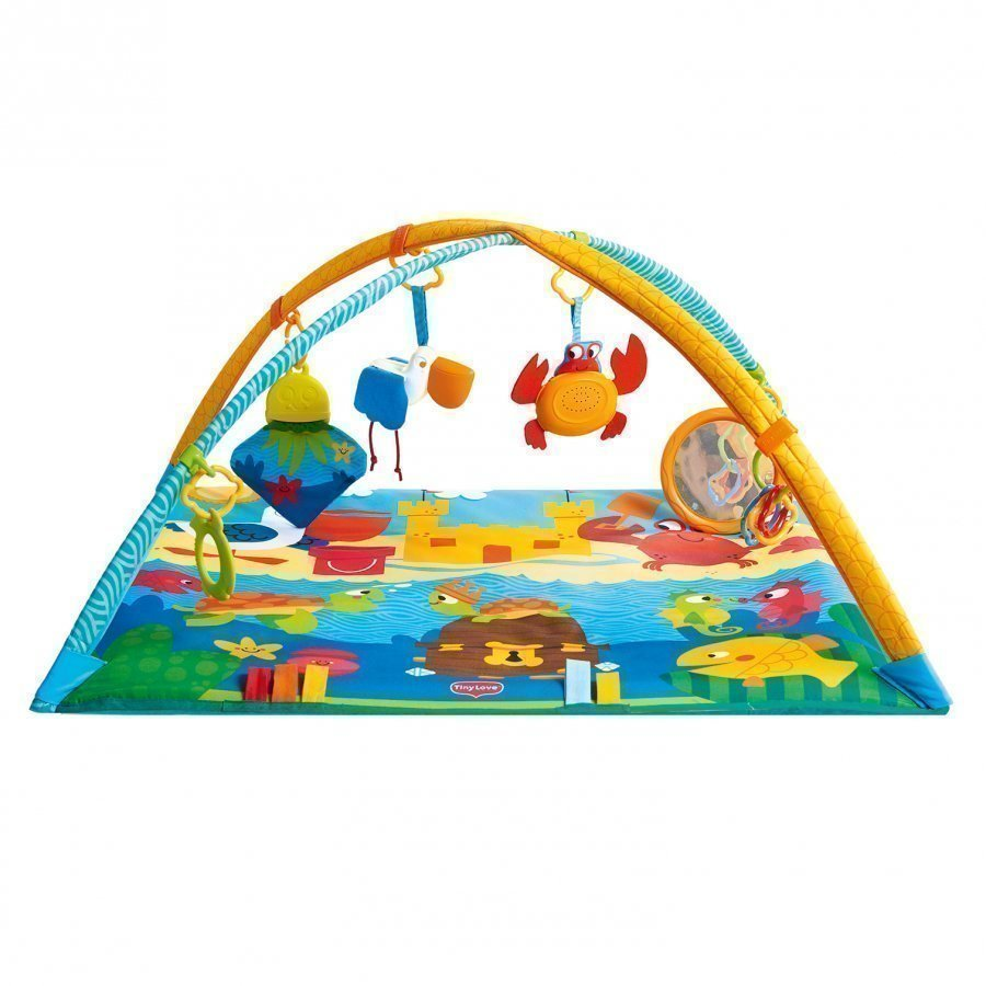 Tiny Love Gymini Under The Sea Baby Mat Leikkimatto