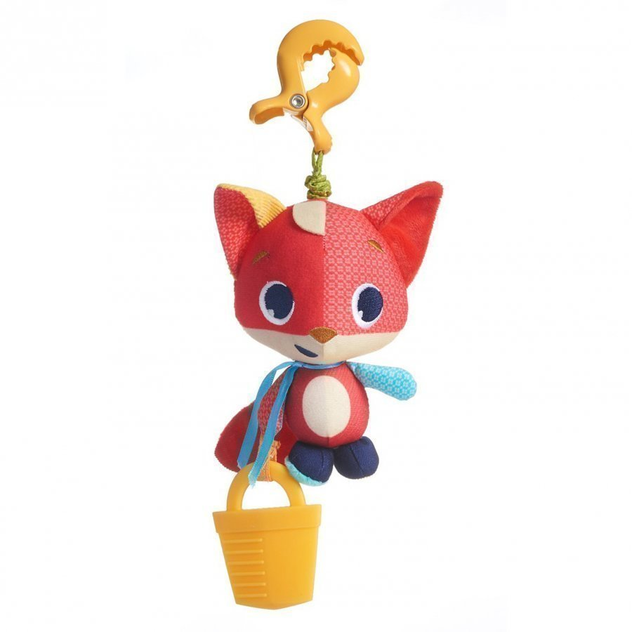 Tiny Love Meadow Days Fox Christopher Jittering Toy Aktiviteettilelu