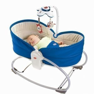 Tiny Love Sitteri 3 in 1 Rocker Napper Sininen