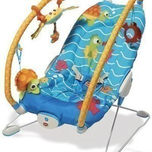 Tiny Love Sitteri Gymini Bouncer Under The Sea Multi