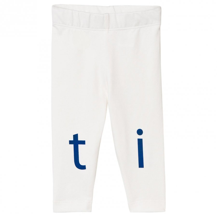 Tinycottons T-I-N-Y Pant Off White/Blue Legginsit