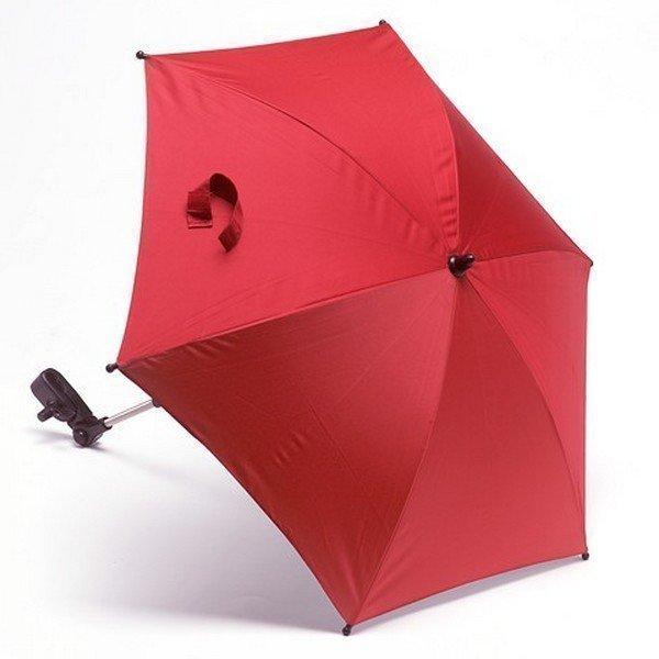 Titanium Baby Päivänvarjo Punainen