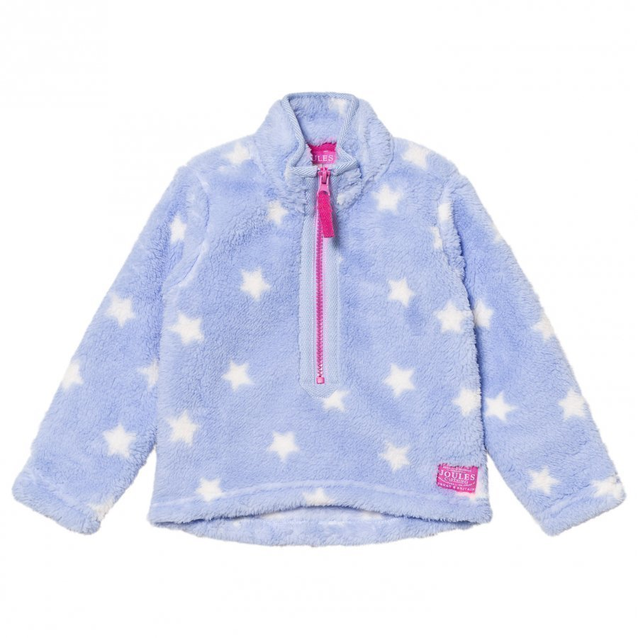 Tom Joule Blue Star Fleece Jacket Fleece Takki