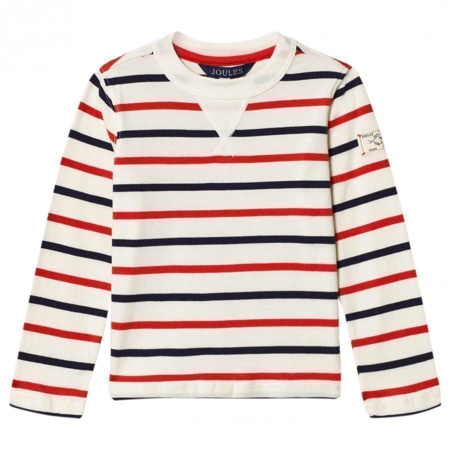 Tom Joule Breton Striped Jersey Tee Pitkähihainen T-Paita