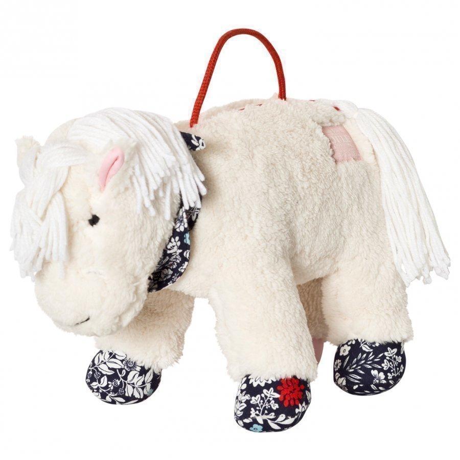 Tom Joule Henrietta Character Horse Bag Cream Käsilaukku