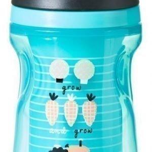 Tommee Tippee Insulated Straw Juomapullo pillillä 12kk+ 260ml