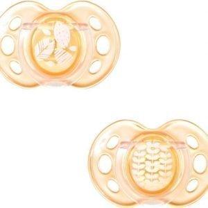 Tommee Tippee Tutti Air Style 6-18 kk 2 kpl Oranssi