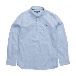 Tommy Hilfiger Allover H Printed Shirt L/S