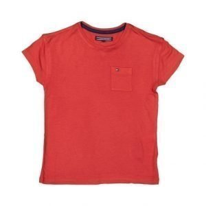 Tommy Hilfiger Ame Girls Pocket Paita