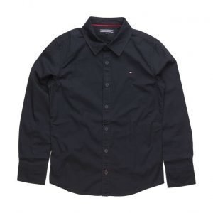 Tommy Hilfiger Ame Solid Stretch Poplin Shirt L/S.