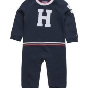 Tommy Hilfiger Baby Boy Hwk Coverall L/S