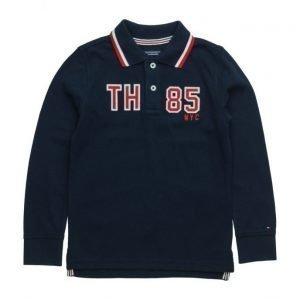 Tommy Hilfiger Badge Polo L/S