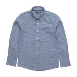 Tommy Hilfiger Brian Mini Print Shirt L/S