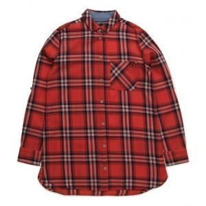 Tommy Hilfiger Check Shirt L/S