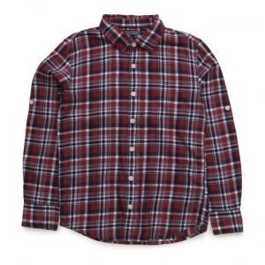 Tommy Hilfiger Check Twill Shirt L/S