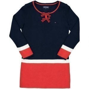 Tommy Hilfiger Colorblock Mini Neulemekko