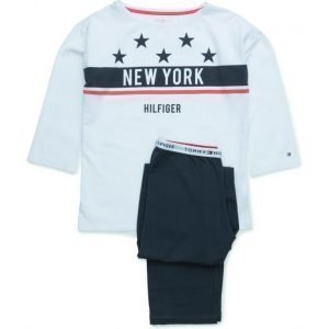 Tommy Hilfiger Cotton Set 3/4 Slv Iconic
