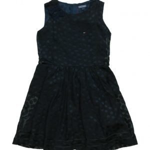 Tommy Hilfiger Devore Dot Mini Dress