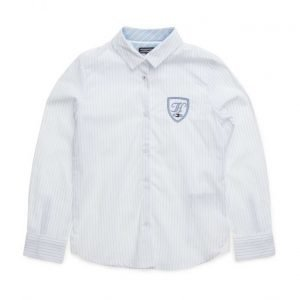 Tommy Hilfiger Dg Dasha Girls Shirt L/S