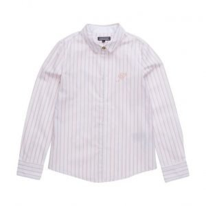 Tommy Hilfiger Dg Rope Dobby Mini Shirt L/S