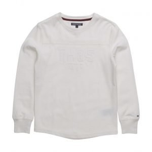 Tommy Hilfiger Embro Cn Tee L/S