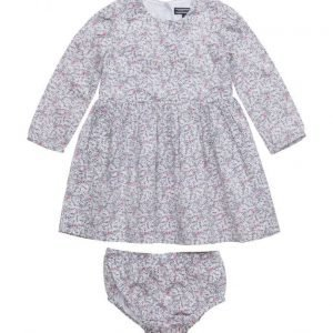 Tommy Hilfiger Flower Baby Dress L/S