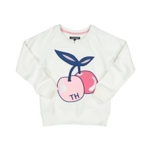 Tommy Hilfiger Girls Applique Collegepaita