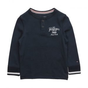 Tommy Hilfiger Henley Tee L/S