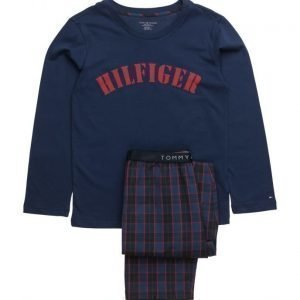 Tommy Hilfiger Icon Set Ls Check