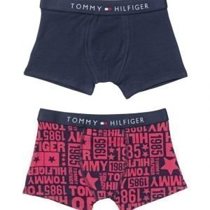 Tommy Hilfiger Icon Trunk Bokserit 2 Pack