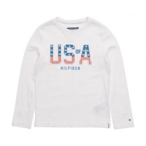 Tommy Hilfiger Iconic Cn Tee L/S