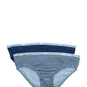 Tommy Hilfiger Logo Bikini 2 Pack Stripe