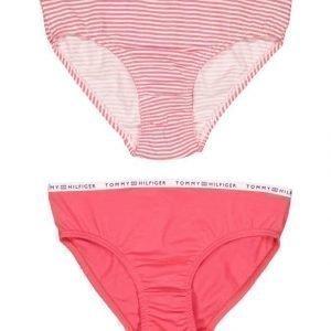 Tommy Hilfiger Logo Bikini Alushousut 2 Pack