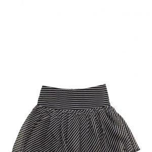 Tommy Hilfiger Stripe Chiffon Skirt
