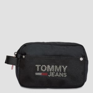 Tommy Hilfiger Tjm Cool City Washbag Laukku Musta