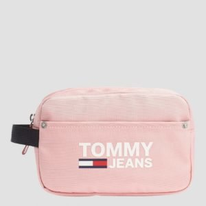 Tommy Hilfiger Tjw Cool City Washbag Laukku Vaaleanpunainen