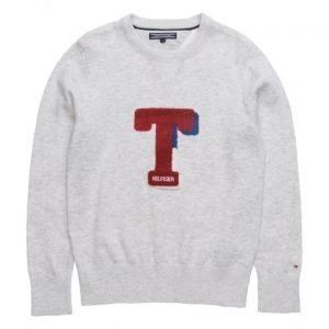 Tommy Hilfiger Toweling Cn Sweater L/S