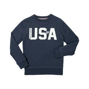 Tommy Hilfiger Usa Collegepaita