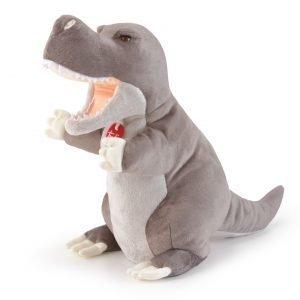 Trudi Dinosauris T Rex Käsinukke 35 Cm
