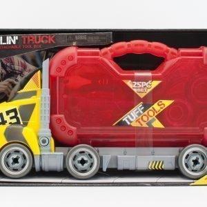 Tuff Tools Haulin' Truck Leikkisetti
