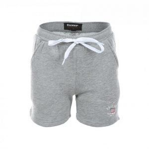 Tuxer United Jr Shorts Collegeshortsit Harmaa