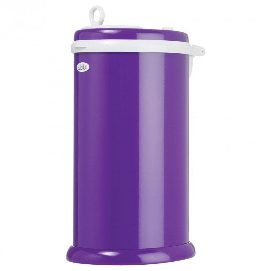 Ubbi Diaper Pail Purple Vaipparoskis