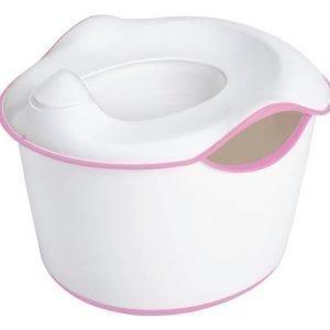 Ubbi Potta 3-in-1 Vaaleanpunainen